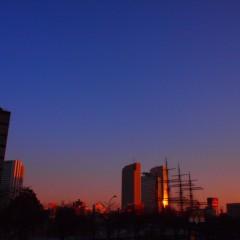 石田晃久 公式ブログ/横浜たそがれ 画像3