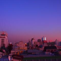 石田晃久 公式ブログ/日が暮れました 画像1