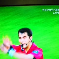 石田晃久 公式ブログ/アジアカップ決勝 日本優勝 画像1