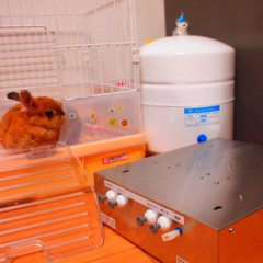 石田晃久 公式ブログ/逆浸透膜ろ過システムがとどいた 画像2
