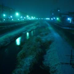 石田晃久 公式ブログ/東京、雪 画像1