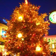 石田晃久 公式ブログ/街はすっかりクリスマス 画像1