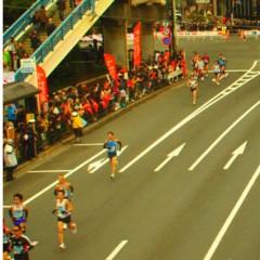石田晃久 公式ブログ/東京マラソンみえた 画像3