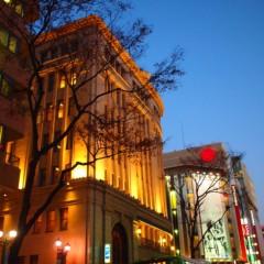 石田晃久 公式ブログ/夕暮れの銀座 画像2