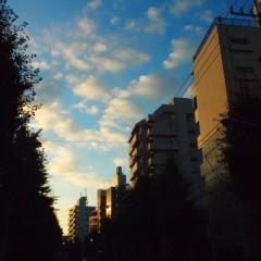 石田晃久 公式ブログ/涼しい朝 画像1