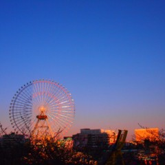 石田晃久 公式ブログ/横浜たそがれ 画像1