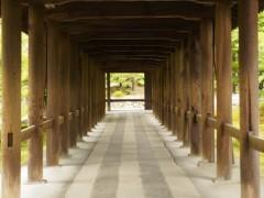石田晃久 公式ブログ/東福寺にいきました 画像1