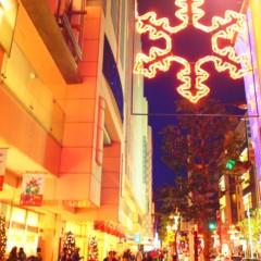 石田晃久 公式ブログ/街はすっかりクリスマス 画像3