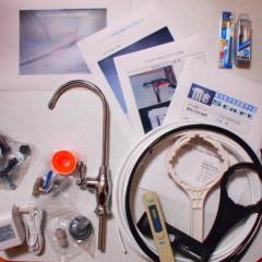 石田晃久 公式ブログ/逆浸透膜ろ過システムがとどいた 画像1