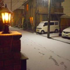 石田晃久 公式ブログ/あすは電車止まるかも 画像3