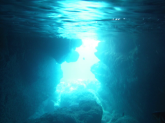 MIKA 公式ブログ/青の洞窟 画像1