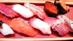 愛内里菜 公式ブログ/はしごの寿司 画像1