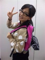 真野恵里菜 公式ブログ/ももちリュック 画像1
