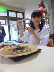 真野恵里菜 公式ブログ/てうちそば 画像1