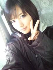 真野恵里菜 公式ブログ/まだ朝 画像1