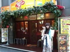 國嶋絢香 公式ブログ/友達のライブ@難波 画像1