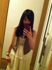 國嶋絢香 公式ブログ/昨日のWEB撮影立花さん 画像2