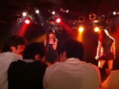 國嶋絢香 公式ブログ/友達のライブ@難波 画像3