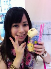國嶋絢香 公式ブログ/3度の飯よりアイスクリーム 画像1