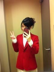 國嶋絢香 公式ブログ/後1時間\(^o^)/ 画像2