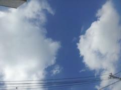 布施直道 公式ブログ/青と白☆ 画像1