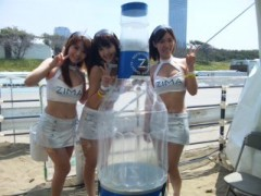 北嶋えり 公式ブログ/◇ビッグビーチフェスティバル◇ 画像2