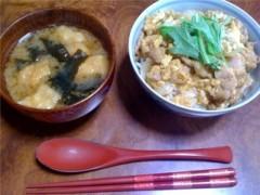 遠藤七重 公式ブログ/*料理*親子丼 画像1