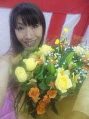 荒木巴 公式ブログ/お花 画像1