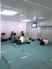 ジェイムス 清水アツシ 公式ブログ/フェリーで青森に☆ 画像1
