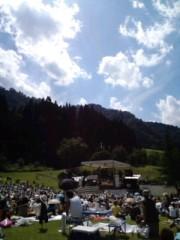ジェイムス 清水アツシ 公式ブログ/白山一里野音楽祭! 画像1