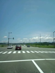 ジェイムス 清水アツシ 公式ブログ/秋田から青森に☆ 画像1