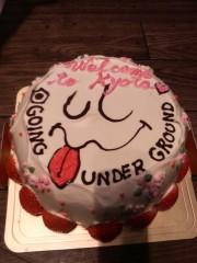 GOING UNDER GROUND 公式ブログ/ケーキ… 画像1