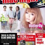 Clef 公式ブログ/LIVE告知!!!!!! 画像2