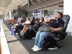 Clef 公式ブログ/名古屋の空港から♪ 画像3