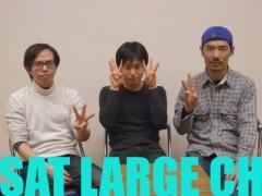 SAT LARGE(サタラージ) 公式ブログ/ラジオ配信しましたー! 画像1