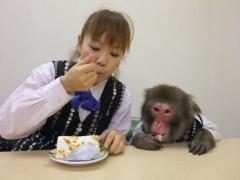 ゆりありく 公式ブログ/イチゴのシフォンケーキ 画像1
