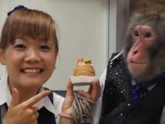 ゆりありく 公式ブログ/第10回「かわいいかわいいトトロのシュークリーム!」 画像3