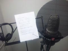 佐々木晃司(The Thank you & Sorry) 公式ブログ/Recording 画像1