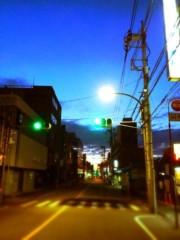 佐々木晃司(The Thank you & Sorry) 公式ブログ/雨上がりの夜空に 画像1