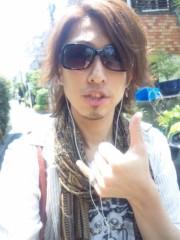 佐々木晃司(The Thank you & Sorry) 公式ブログ/あ〜! 画像1