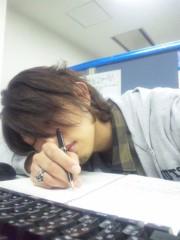 佐々木晃司(The Thank you & Sorry) 公式ブログ/ね、眠い。。。 画像1