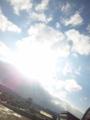 佐々木晃司(The Thank you & Sorry) プライベート画像/北海道の空 100507_163652