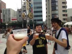 佐々木晃司(The Thank you & Sorry) 公式ブログ/スタジオとチャンプルーフェスタ 画像2