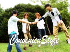 佐々木晃司(The Thank you & Sorry) プライベート画像/ConvenienStyle TOP_edited-2