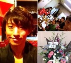 佐々木晃司(The Thank you & Sorry) 公式ブログ/1日目終了!そして二日目!千秋楽! 画像1