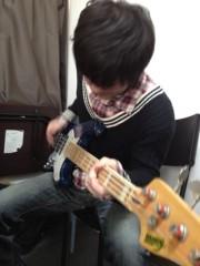 佐々木晃司(The Thank you & Sorry) 公式ブログ/ベースレコーディング 画像2