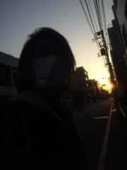 佐々木晃司(The Thank you & Sorry) 公式ブログ/朝だ、紛れも無く朝だ。 画像3