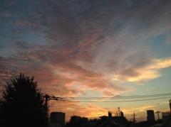 佐々木晃司(The Thank you & Sorry) 公式ブログ/少し空を見上げる時間をつくろう 画像2