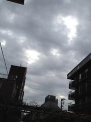 佐々木晃司(The Thank you & Sorry) 公式ブログ/曇り空の先には光が満ちていて欲しいんだぜ 画像1
