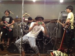 佐々木晃司(The Thank you & Sorry) 公式ブログ/スタジオとチャンプルーフェスタ 画像1